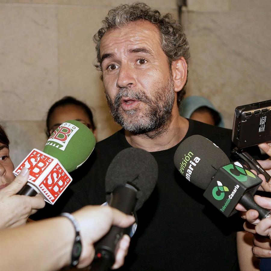 """Actual Actual Willy Toledo contra Carmena: """"Me cago en tus muertos"""""""