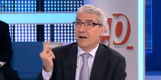 Actual Actual García-Abadillo avisa a navegantes (y arponeros): 'Lanzaré un medio con un grupo de accionistas detrás y un puñado de periodistas muy conocidos'
