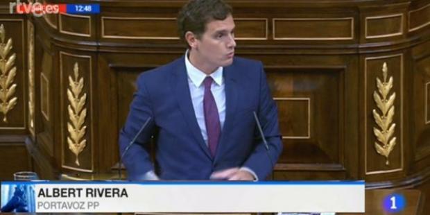 Actual Actual El montaje sobre TVE y Rivera que se ha 'tragado' Errejón