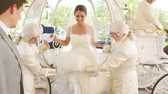 Restaurantes Restaurantes Boda de lujo y vestidos de novia inspirados en las princesas Disney