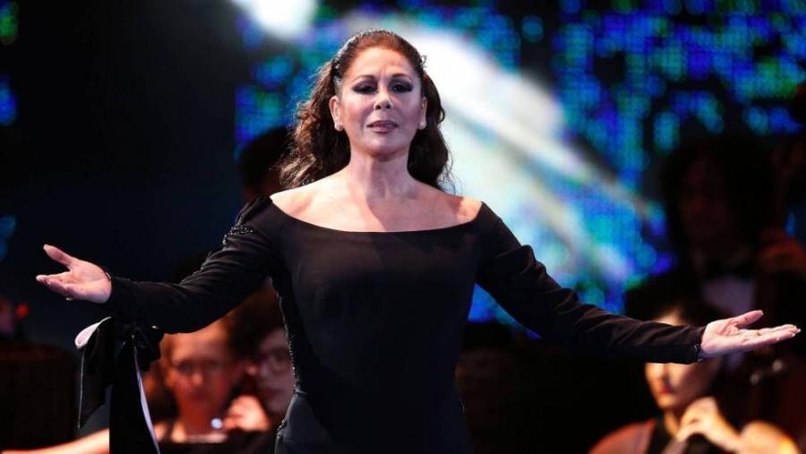 Corazon Corazon Isabel Pantoja retoma en Chile su carrera internacional