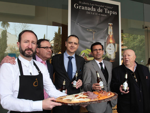 Restaurantes Restaurantes 114 bares se apuntan al Granada de Tapas