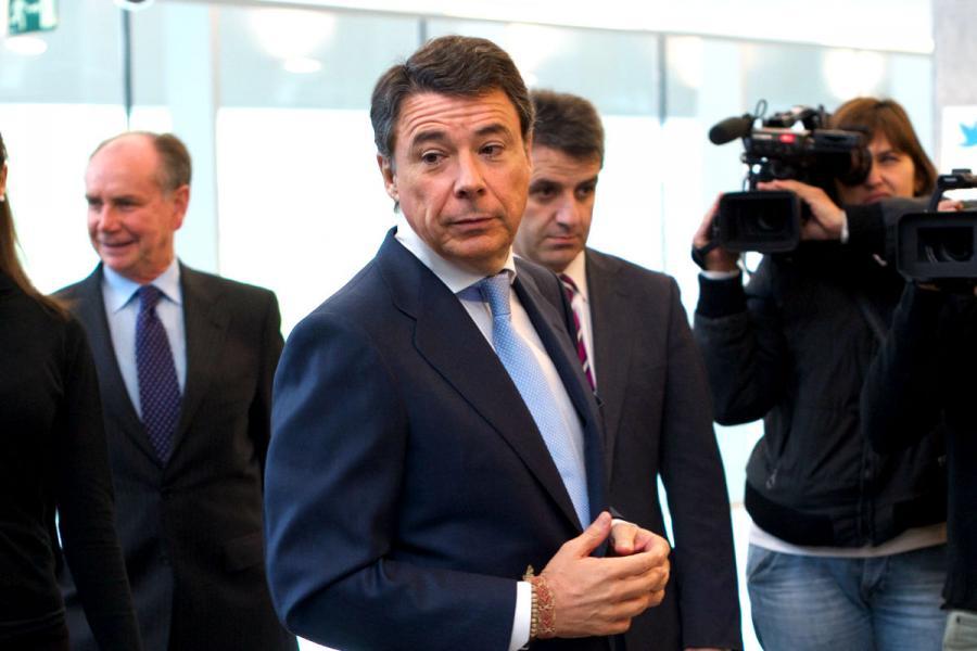 """Actual Actual El nº1 de Justicia del PP de Madrid dice que hay que echar a González: """"Es el más corrupto de todos"""""""